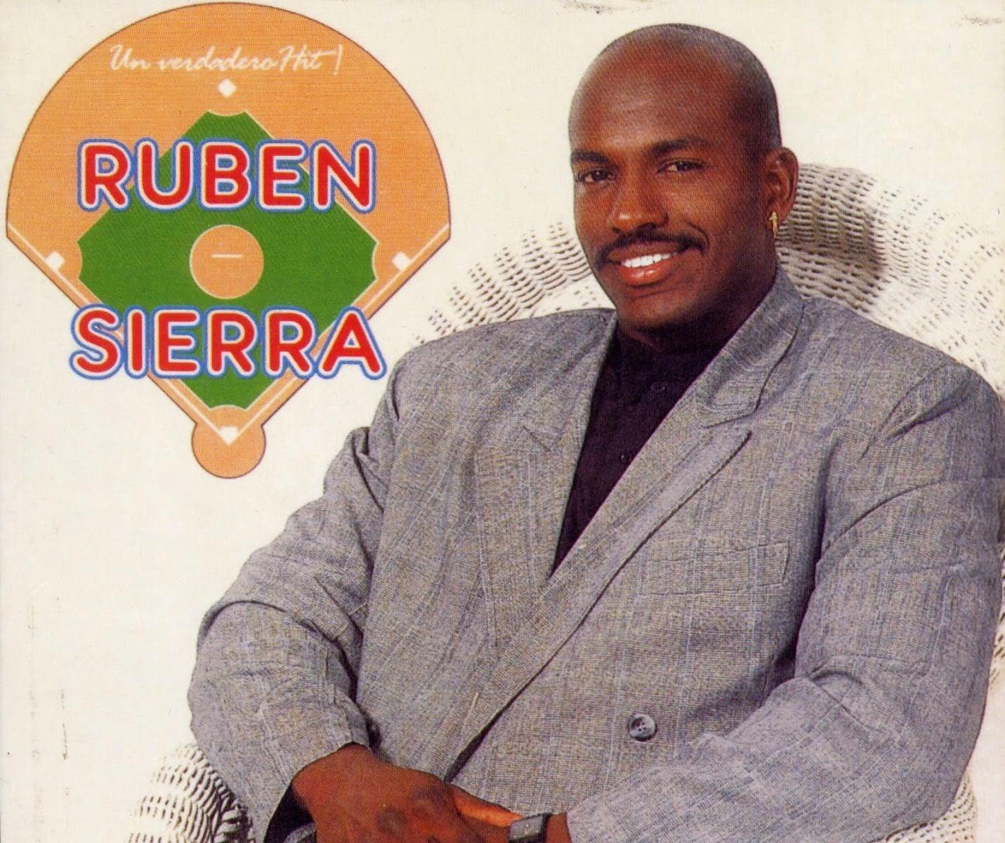 """Rubén Sierra """"El Mejor Bate De La Salsa"""" en Los Angeles"""