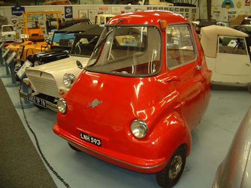 micro carros - microcars - Scootacar MK1