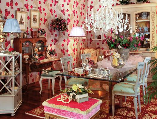 ... interni ed esterni della casa: ARREDAMENTO VINTAGE SHABBY CHIC NAPOLI
