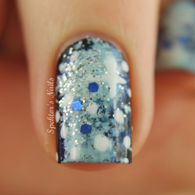 Starry Night - Galaxy Nails