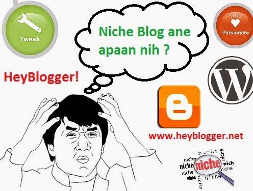 Apa Itu Niche Blogging ?