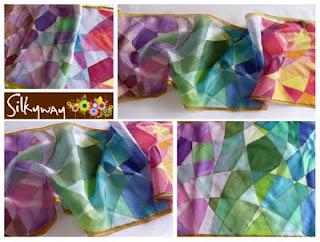 silkyway selyemfestő műhely: művészeti alkotások nőktől nőknek. Ajándék ballagásra, anyák napjára, tanároknak, óvónőknek.