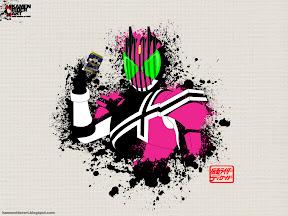 Kamen Rider Decade Wallpaper