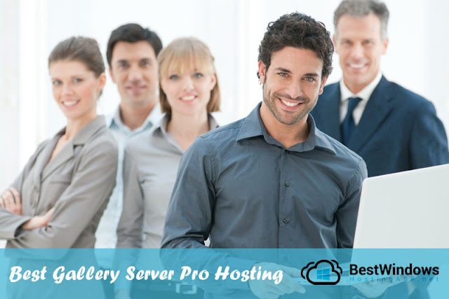 Gallery Server Pro Hosting