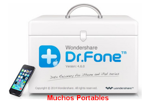 Wondershare Dr.Fone for iOSv Portable