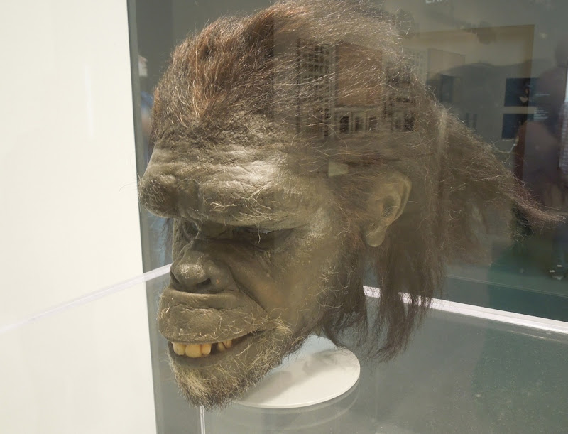 2001 A Space Odyssey Moonwatcher apeman mask