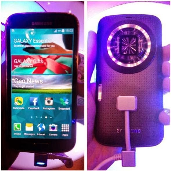 Samsung Galaxy K Zoom Launched Locally For Php24,990