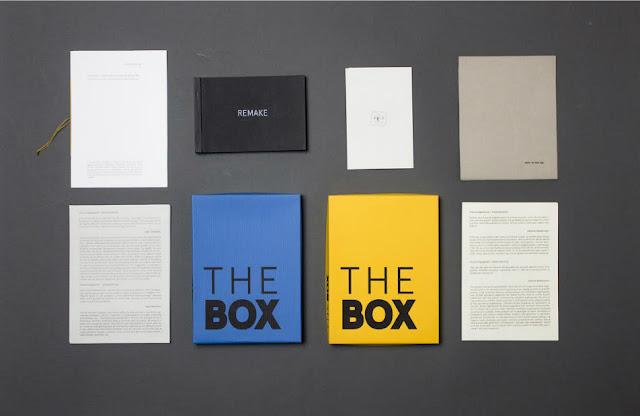 Promocija rucno izradjene knjige The Box