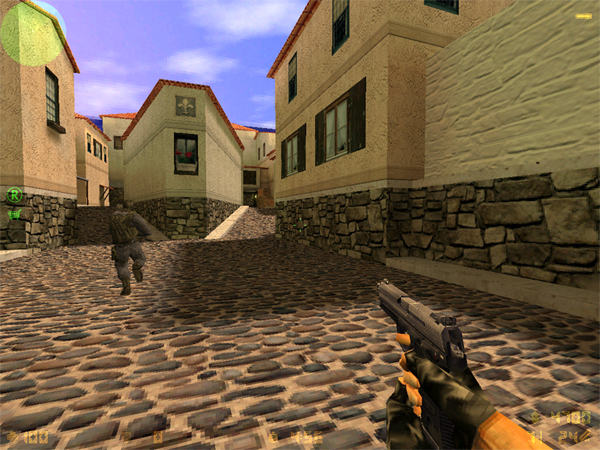 [Game PC] Half Life 1.1 full - Tải CS 1.1 Full 2013