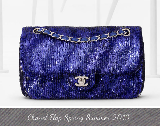 Chanel Spring 2012 Bags Chanel Bags 2013 Flap Spring