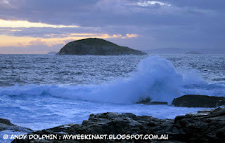 Photo, Green Islands, Torndirrup, Albany, Andy Dolphin
