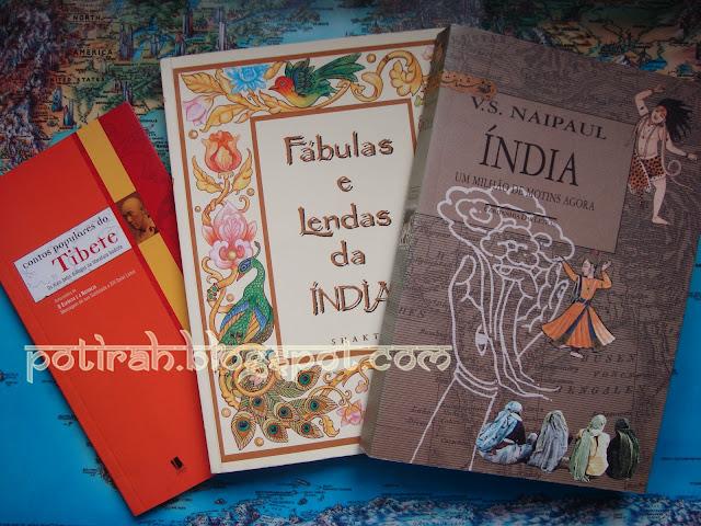 Índia livros