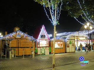 Sevilla - Navidad 2012 - Festival Puerta de Jerez 06