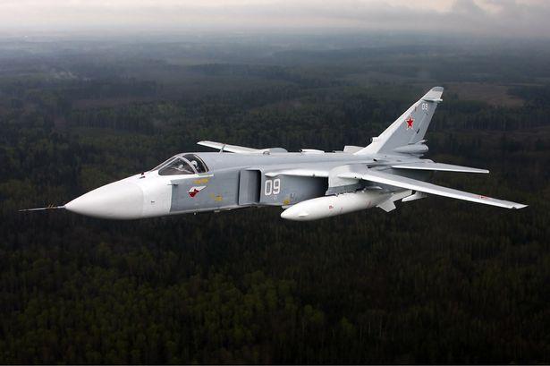 Cường kích siêu thanh Su-24 - www.tinquansu.net