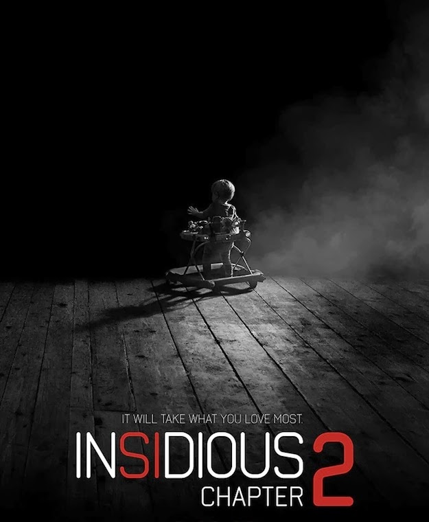insidious film review A streamlined story and menacing villain make-up for insidious: chapter  viewers hoping for a film that is as connected to the  'insidious: chapter 3' review.