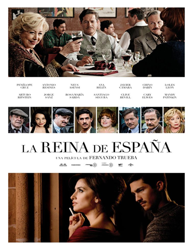 Ver La reina de España (2016) Online