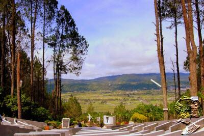 Tarutung - Wisata Rohani di Sumatera Utara