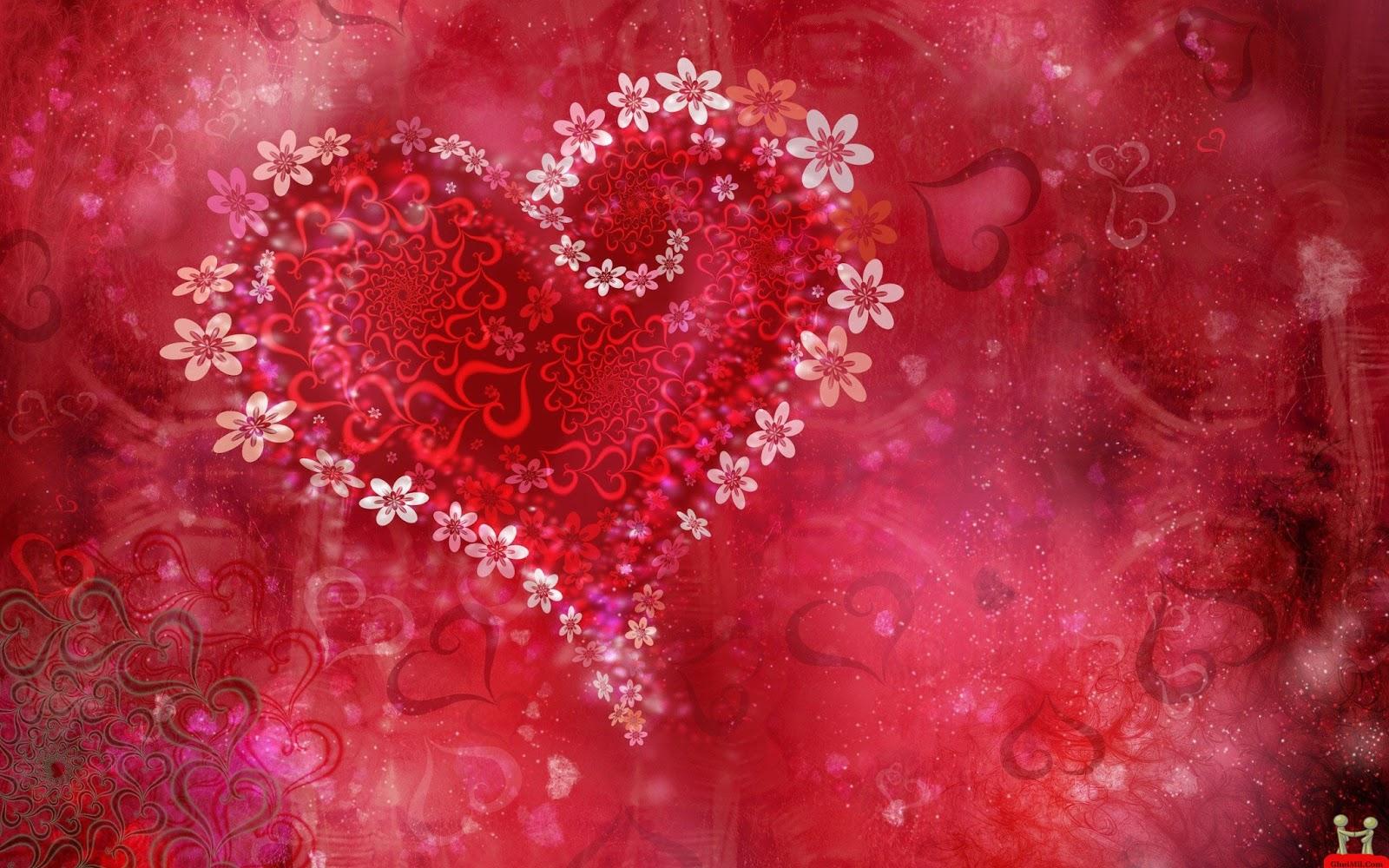 beautiful 3d love heart - photo #4