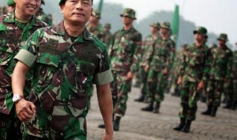Panglima TNI resmikan 1.169 rumah miskin Kutai Timur
