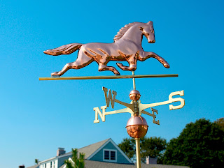 Click for our Selection of Horse Weathervanes