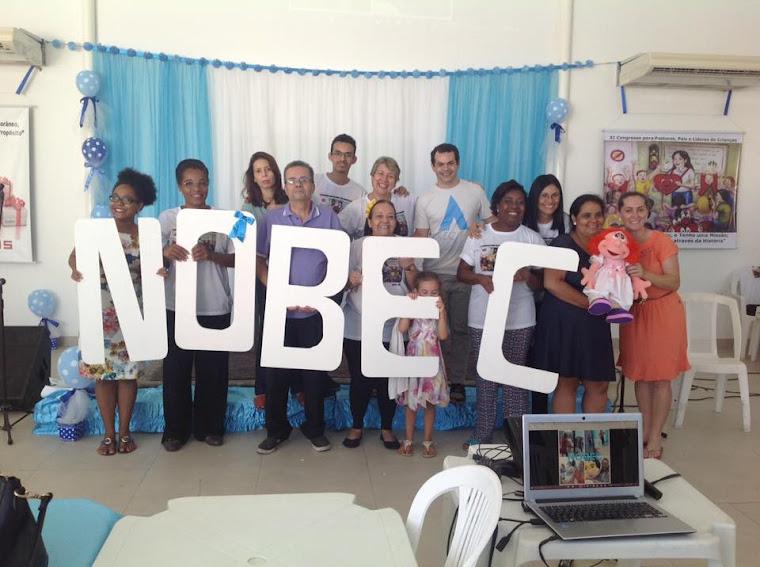 NOBEC - NÚCLEO DE ORIENTAÇÃO BÍBLICA PARA PROFESSORES EVANGELISTAS DE CRIANÇAS