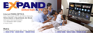 Expand Internet e TV