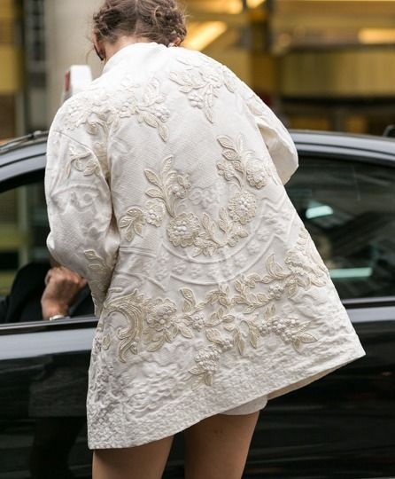 Kimonos Street Style