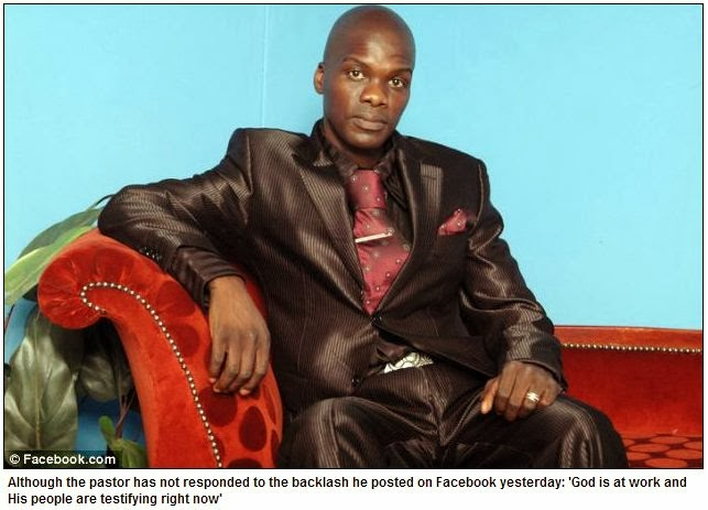South African Preacher Makes Congregation Eat GRASS To 'Be Closer To God'