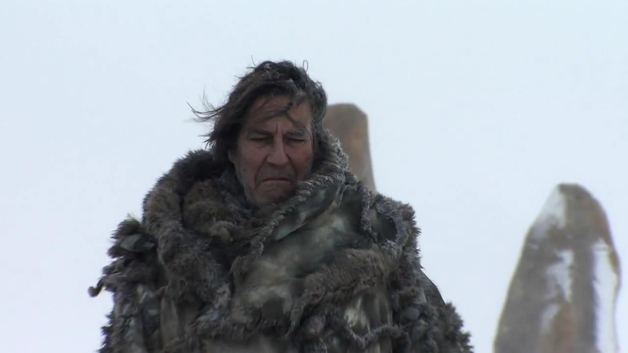 Ciarán Hinds como Mance Rayder, el Rey de mas allá del Muro