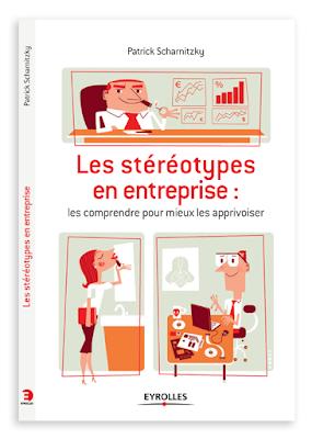 couverture stéréotypes en entreprise Éditions Eyrolles