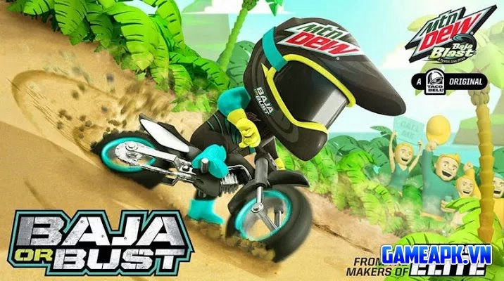 Baja or Bust by DEW & MX Elite v1.04 Mod (Unlimited Points) cho Android