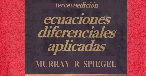 solucionario ecuaciones diferenciales murray 428