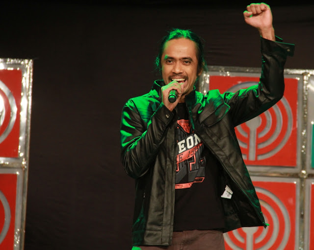 Ryan Rems Sarita, 'Funny One' grand winner