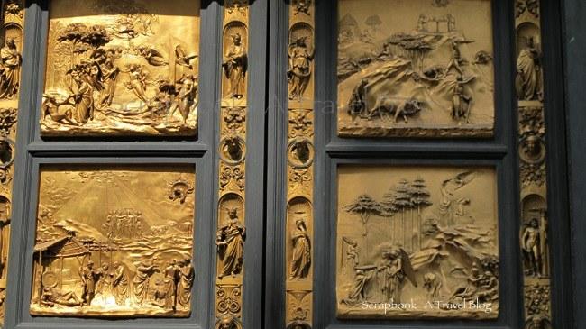 Gates of Paradise Florence Italy