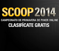 Calendario SCOOP 2014 Pokerstars
