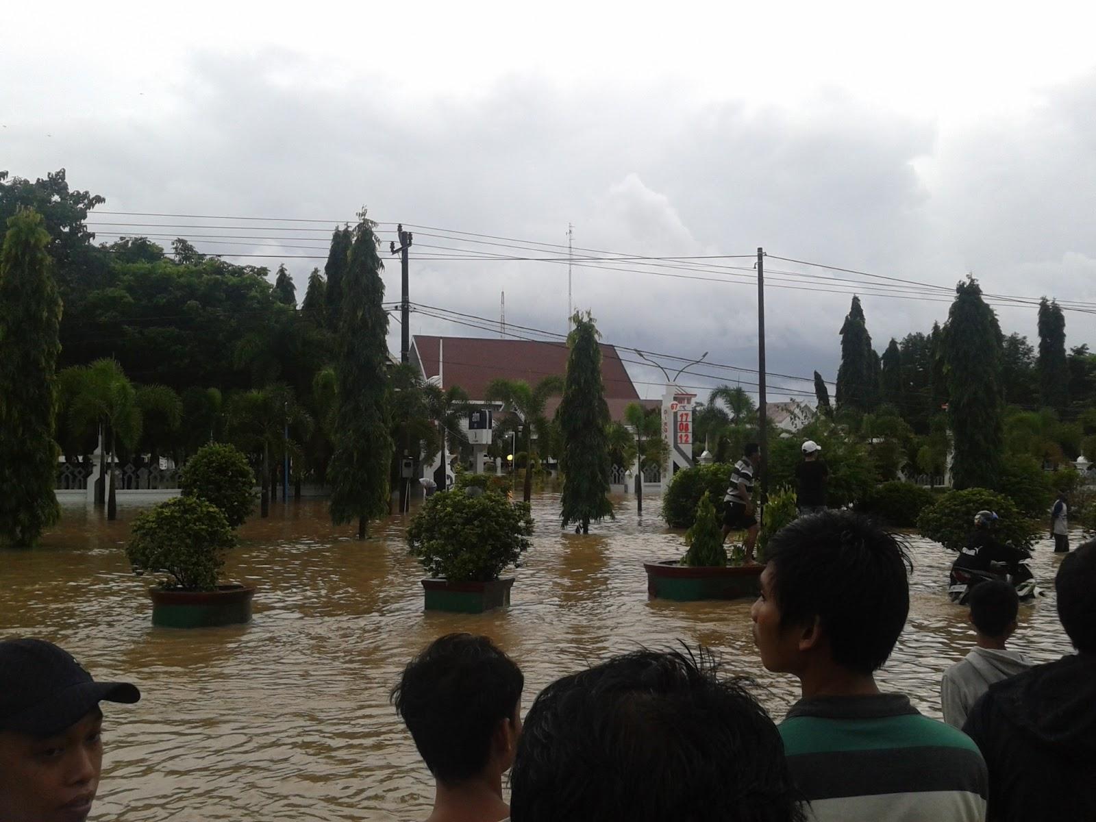 Banjir Bandang, 9 Kecamatan di Maros Nyaris Tenggelam