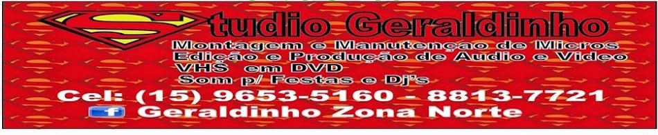 blog do dj geraldinho