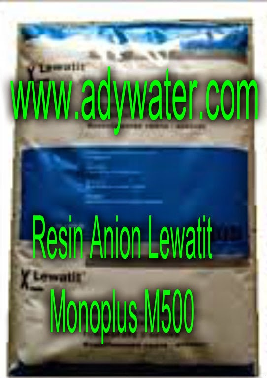 Harga Resin Anion - Jual Resin Lewatit