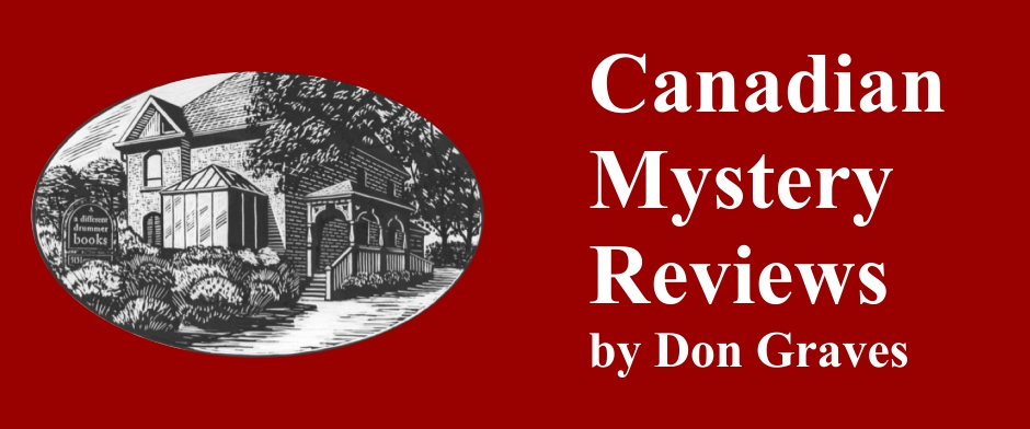 Canadian Mystery Reviews