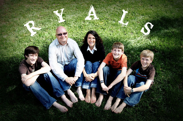 The Ryals Family