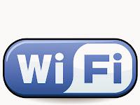 WI-FI penyambung hati