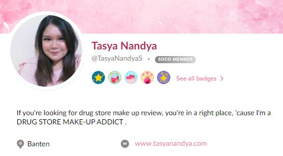 Sociolla Blogger Member
