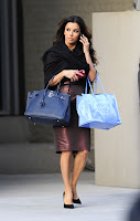Eva Longoria spotted shopping in New York City