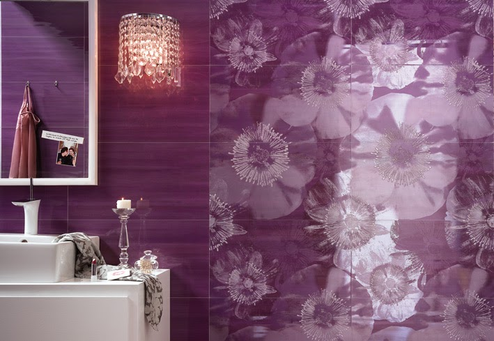 Azulejos decorativos para paredes ideas para decorar - Azulejos decorativos para salones ...