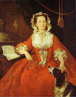 William Hogarth. Mary Edwards. 1742