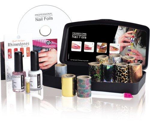 Amazing Shine Nail Art Kit Review: Nail Art Kits For Professionals