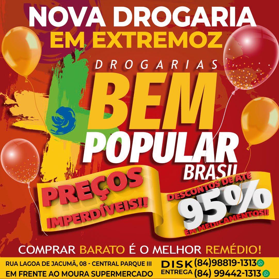 DROGARIA BEM POPULAR BRASIL