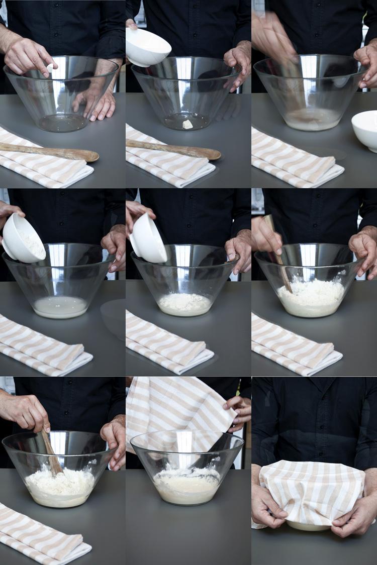 masa+madre Baguettes [ ¿Cómo hacer pan en casa? ]