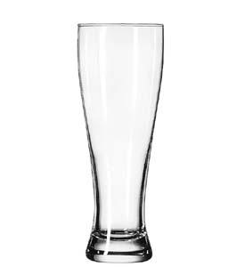 Variedad de vasos para Cervezas