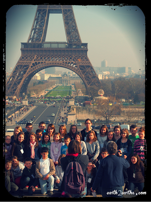 paris eiffel tower essay